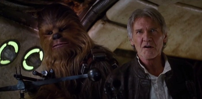 chewy and han solo