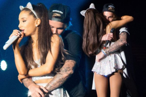 MAIN-Justin-Bieber-Ariana-perform-together
